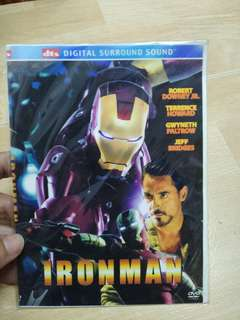 DVD English Movie