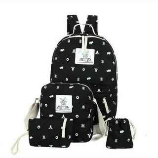 Bagpack Set