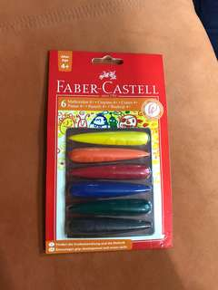Brand New Faber-Castellated Crayons