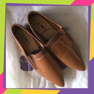 Flatshoes tltsn brown