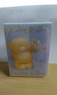 Forever Friends card album