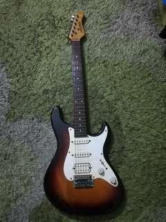 Fernandes Retrorocket X Electric Guitar