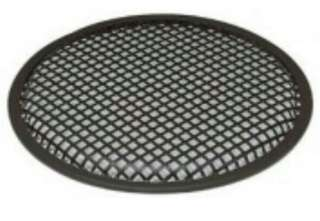 Electrovision black metal mesh speaker grill - 10""