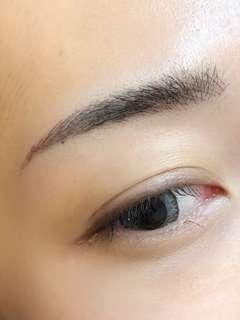 紋繡眉.眼、唇