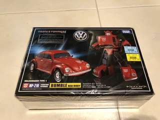 Transformers masterpiece Mp 21r bumble red body BRAND NEW