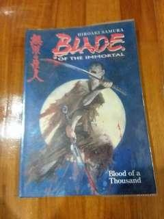 Darkhorse - Blade Of The Immortal Vol 1, 13, 14 & 15 (Soft cover)