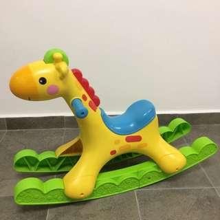 Fisher Price Rocking Giraffe