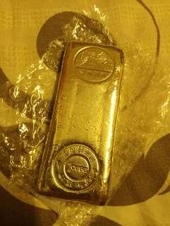 寶生銀行(稀有)舊版銀條