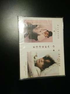 [√] BIGBANG G-DRAGON LOMO CARD HOLDER
