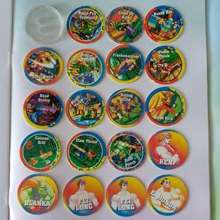 Super Street Fighter II (Merlin Collections)