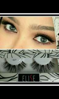 SALES!!!  Authentic Elise Eyelashes - ( Code 827 )  ( Instocks !!! )
