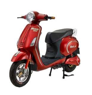 電動摩托車-Vespa 小偉士款
