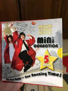 High School Musical Mini Collection 5 books