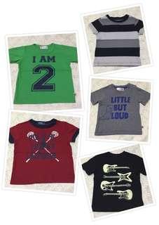 Toddler T-Shirts (Take All/As Lot)