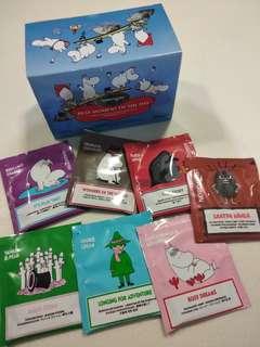 芬蘭直送 姆明 moomin nordovist teabag 茶包 水果茶 20包
