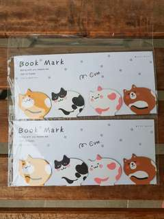 Little cat magnetic bookmark