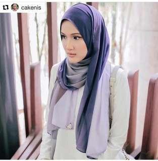 Cakenis Fume shawl