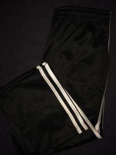 Track pants black/white