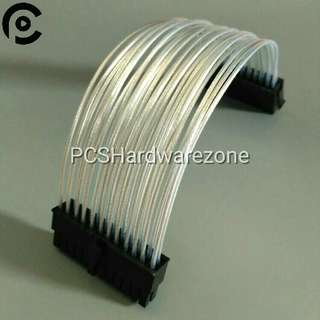 Silver Plated PSU Extension Cables