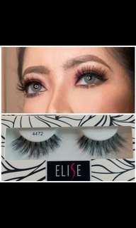 SALES!!!    Authentic Elise Eyelashes   ( Code - 4472 )  ( Instocks !!! ) RESTOCKS!!!