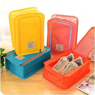 KOREA COLORFULL SHOESBAG IMPORT ORIGINAL CERTIFIED