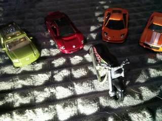 (TAKE ALL) Assorted Cars