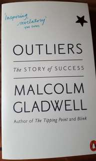 Outliers The Story of Success Malcom Gladwell