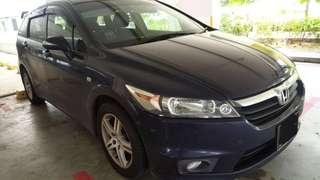 Honda stream 🇸🇬 Buy & Drive. Rm 5k shj. Siap roadtax amik jb