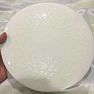 Brand New St James Ceramic (China Bone) Gujul Pan  9pcs