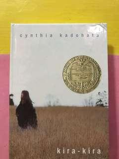 Kira-Kira by cynthia Kadohata