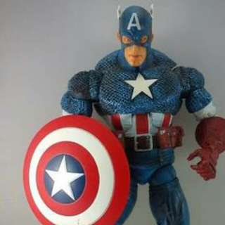 Marvel Legends Icons Captain America Loose