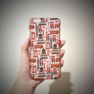 london iphone 6plus case
