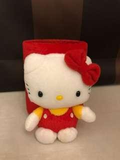 Multi purpose Hello Kitty holder