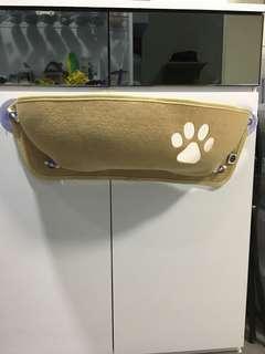 貓窩 吸牆