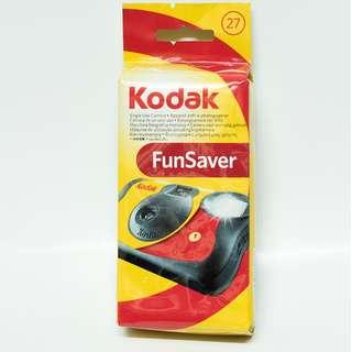 Kodak FunSaver Color Disposable Camera 27 shots