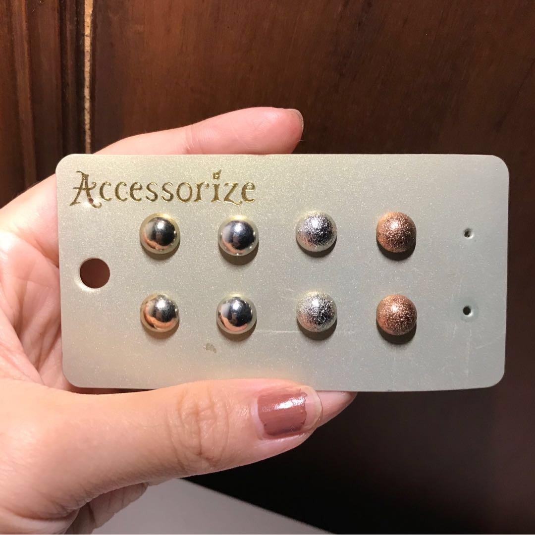 Accessorize monsoon earrings set