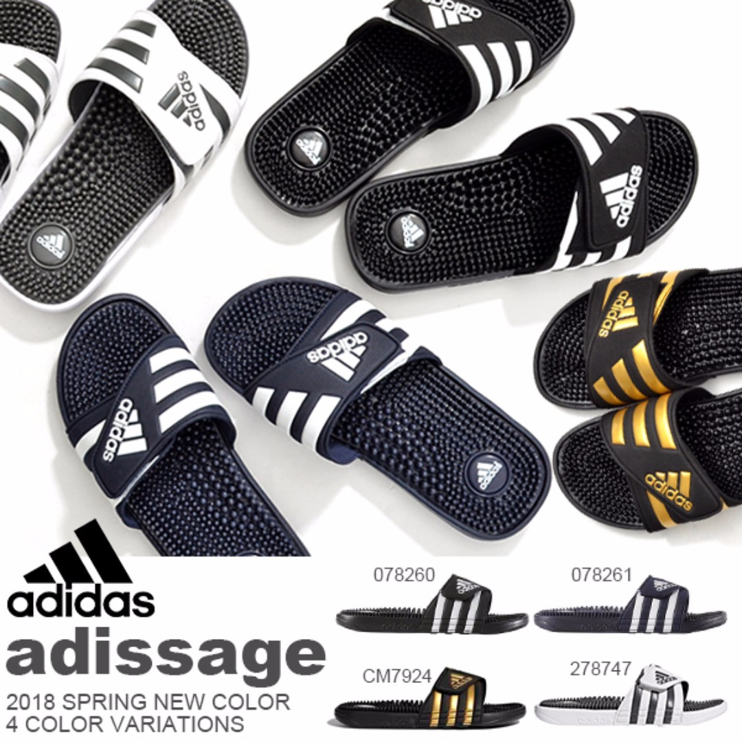 5e0e2f1865c4 adidas Training Adissage Slides (unisex)