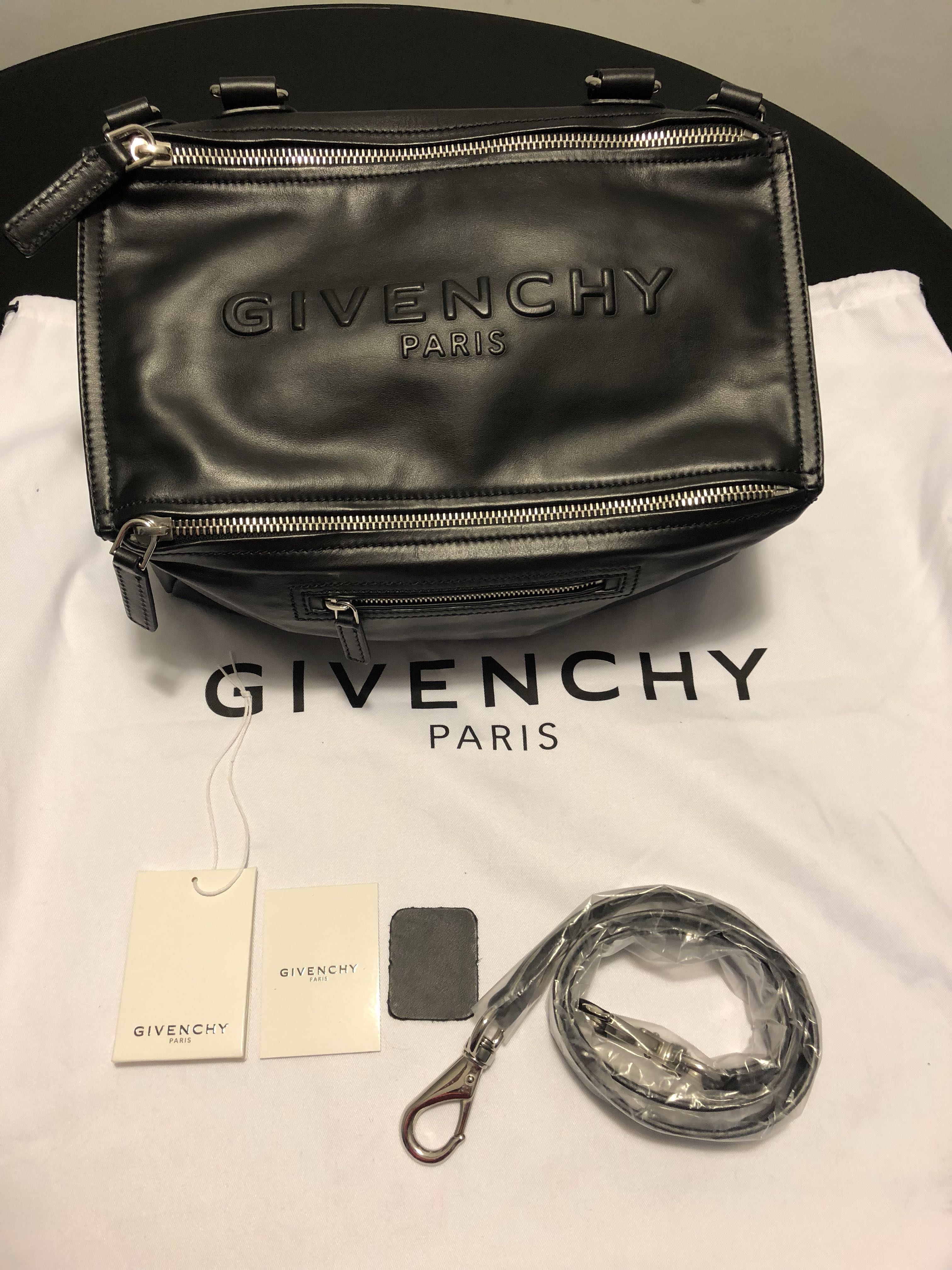 18cef413b93 Almost new Givenchy Pandora medium (limited edition), Luxury, Bags &  Wallets on Carousell