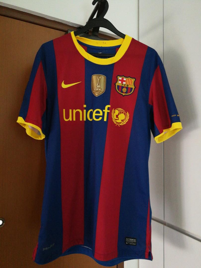 quality design e2d3d 764e9 Barcelona Home Jersey