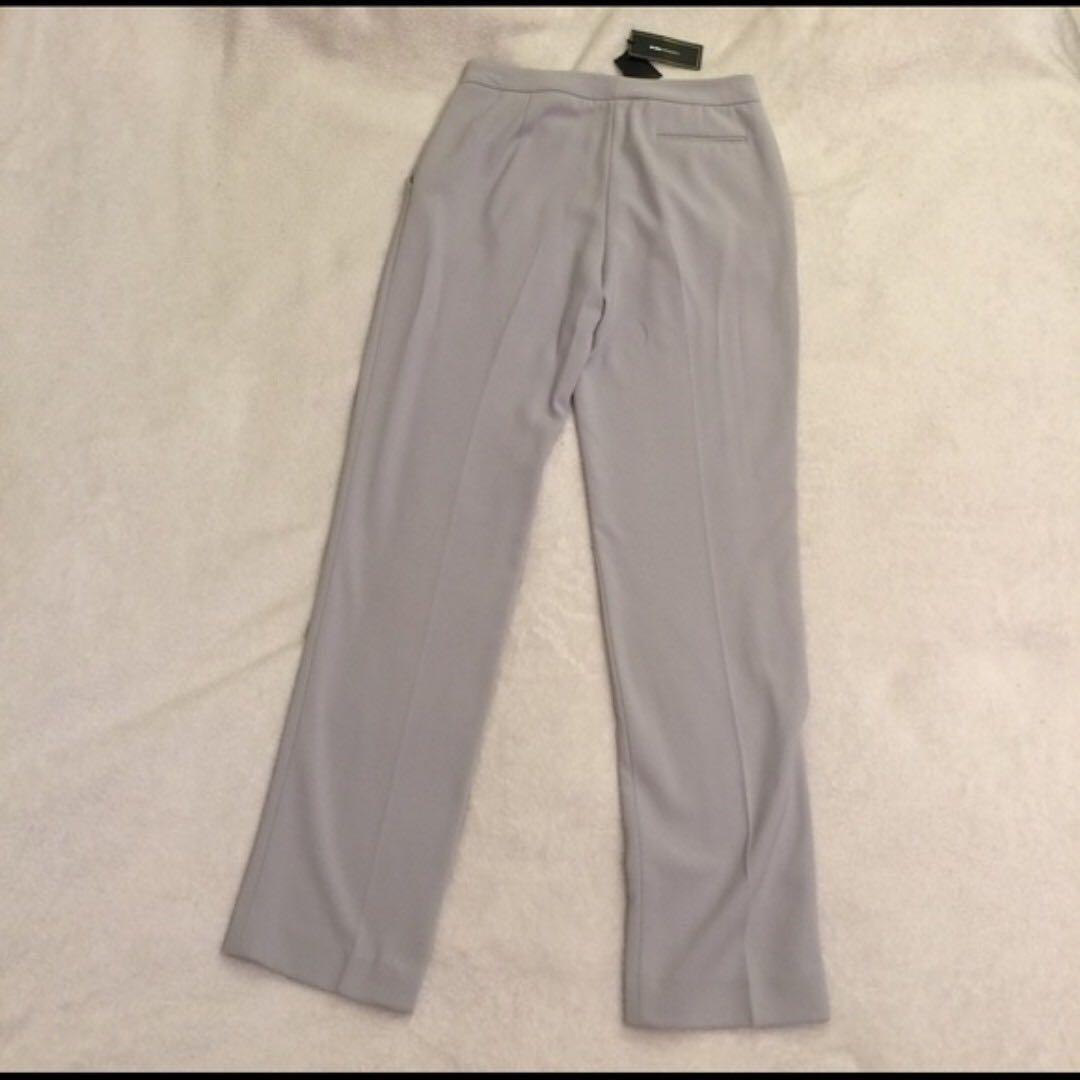 BCBG MAXAZRIA Klay Pocket Trousers Pants in Haze (Size 4)