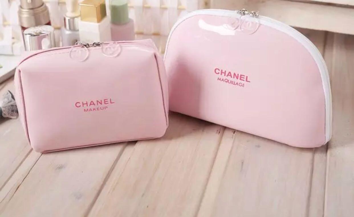 61e540ac8ebc Chanel Maquillage Makeup Bag | Saubhaya Makeup