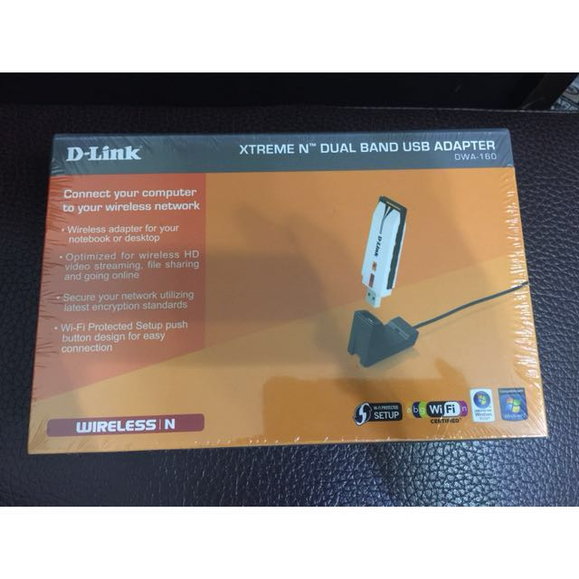 DLink USB extension dock stand cradle cable USB A to A