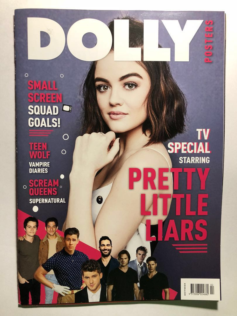 Dolly's Poster Edition Magazine
