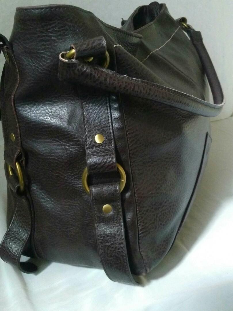Tas Import Fashion Pc8803 Red Size 19x10x26cm Bahan Taiga Daftar Source · Tas Kulit ELLE Original