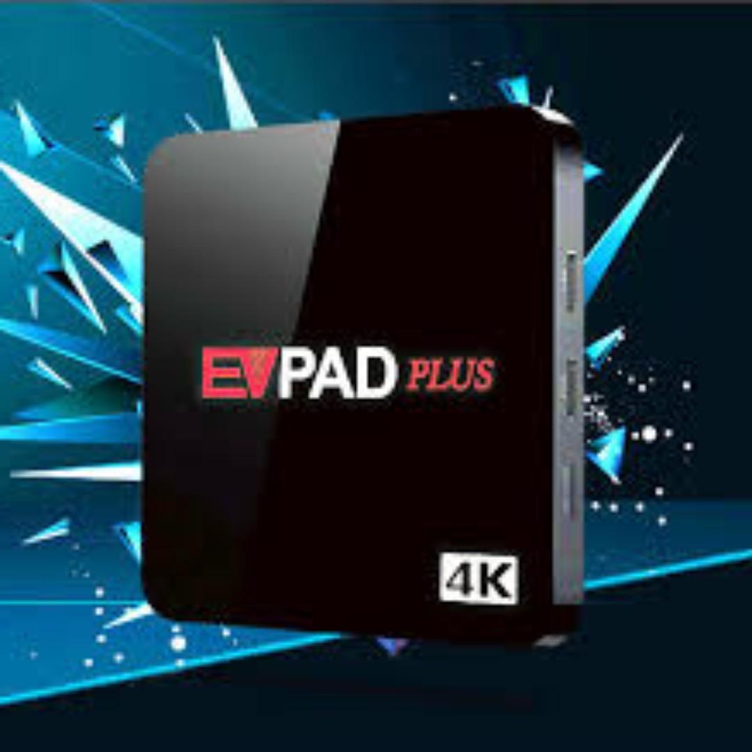 Evpad+ UBOX4 Korean Japanese Android TV Box 1000+ Free Live