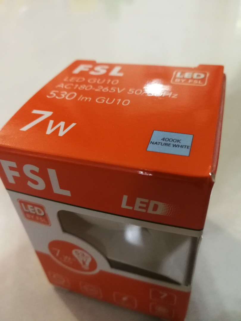 Terrific Fsl Gu10 7W Led For Track Spotlight Services Home Services Wiring Digital Resources Lavecompassionincorg