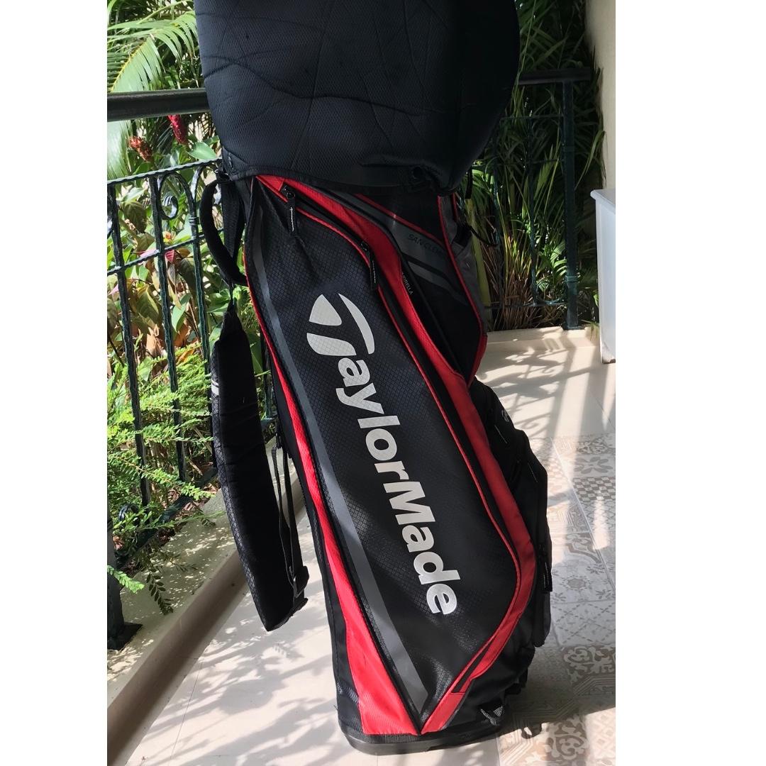 Taylormade Golf Bag >> Golf Taylormade Golf Bag Cart Bag Sports Sports Games