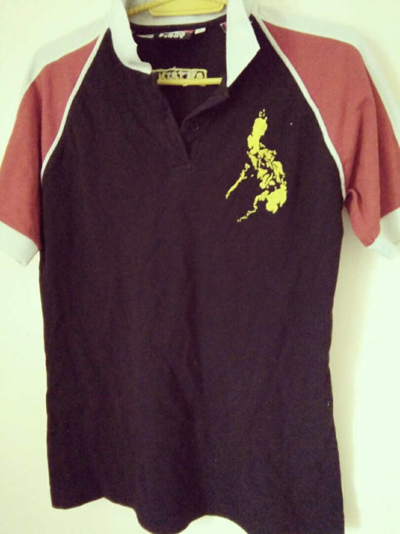 I Am Pinoy Polo Shirt Womens Fashion Clothes On Carousell