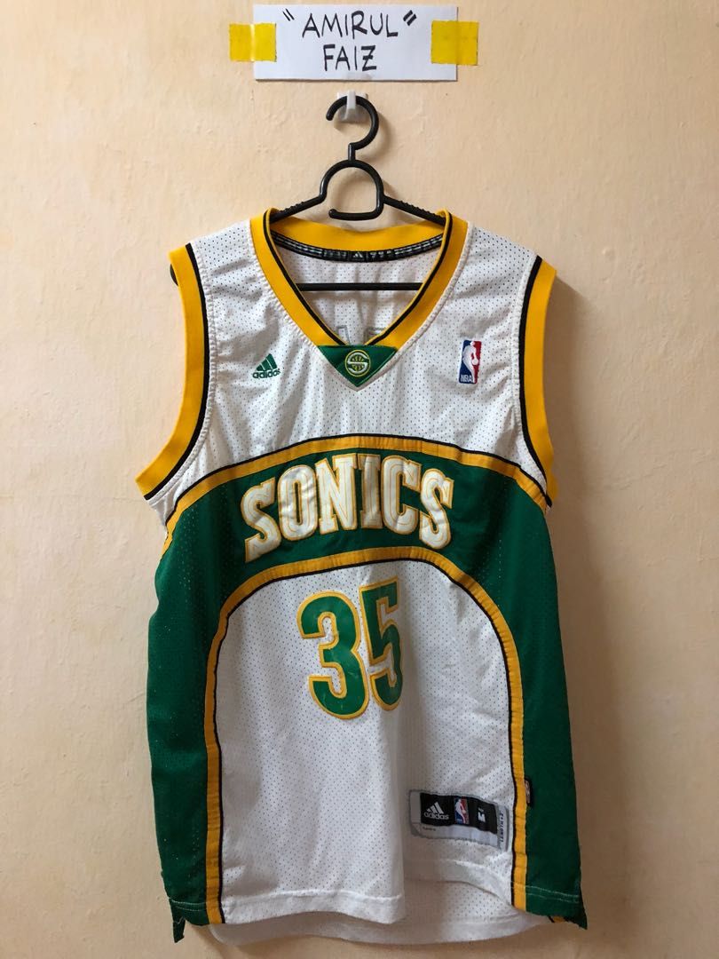 1330013d9a5 Kevin Durant Seattle Supersonics NBA Jersey