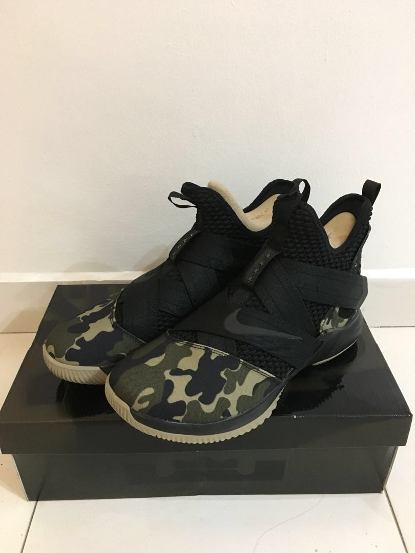 info for 303e9 dc08a Lebron Soldier XII SFG